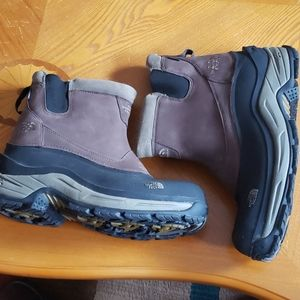 The North face mens winter boots